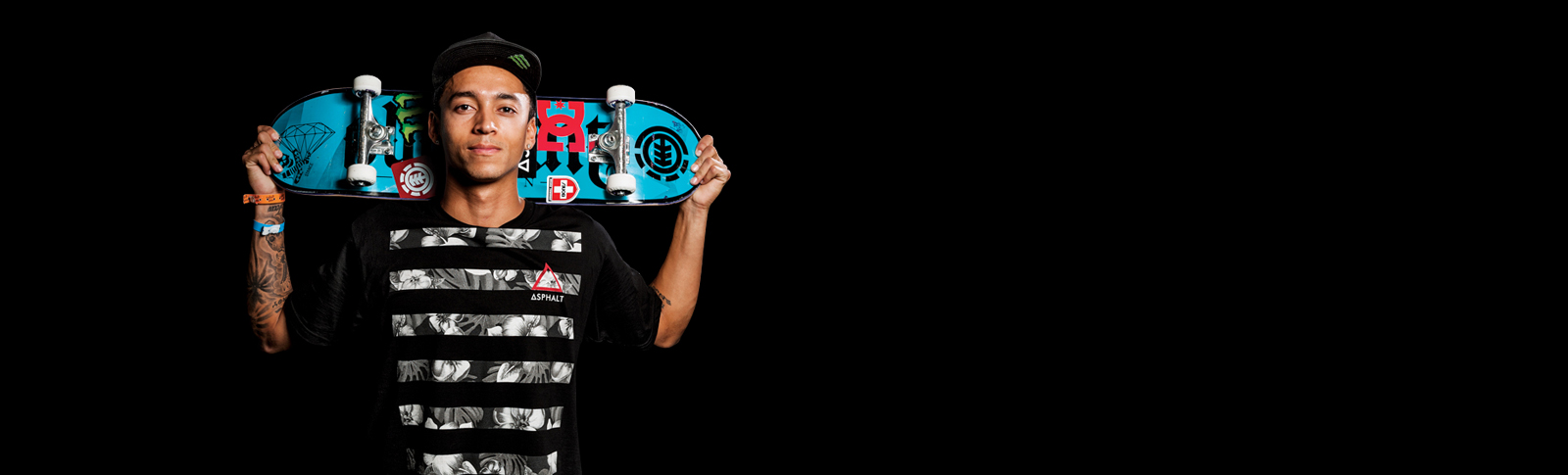 Nyjah Huston