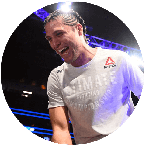Win Win a trip to UFC 231 in Toronto to meet Brian Ortega at his main event fight with Max Holloway on December 7 & 8