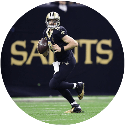 Win Meet Drew Brees and win a trip to New Orleans, and win a pair of tickets to Saints/Rams and the big game in Baton Rouge