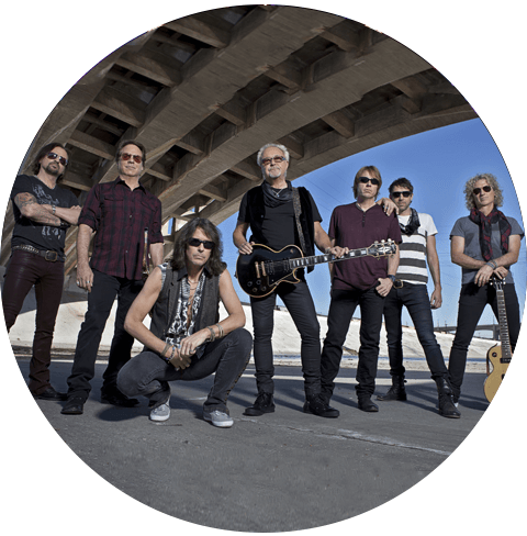 Win Sit on Stage and Meet Foreigner when they Headline WBAB's Vetsrock 2018