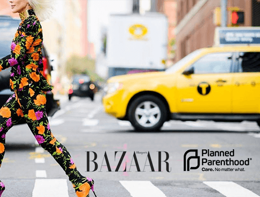 Win Tour the offices of Harper's BAZAAR and dine with the editors