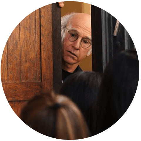 Win Meet Larry David and win a walk-on role on CURB YOUR ENTHUSIASM