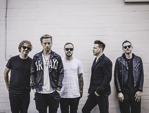 Win Live the Good Life with a trip to NYC to meet OneRepublic