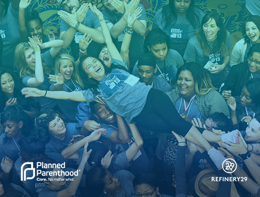 Win Shadow Planned Parenthood Action Fund execs at the Power of Pink Conference