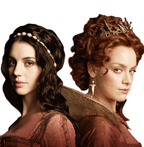 "Win a Royal Trip to L.A. to Watch the ""Reign"" Finale with Rachel Skarsten and Adelaide Kane"