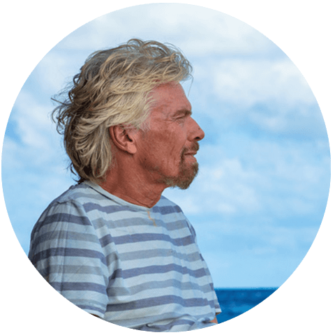 Win Journey to the Great Blue Hole with Sir Richard Branson