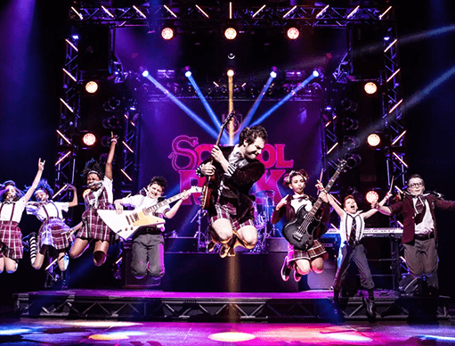 Win a Trip to Broadway and Meet the Cast of School of Rock - The Musical