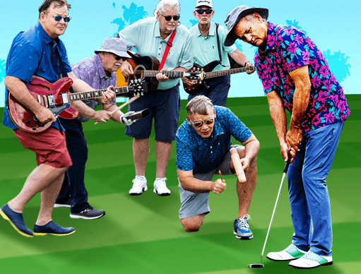 Win Win a trip to Caddie for Bill Murray and party with the Murray Brothers at the Caddyshack Tournament