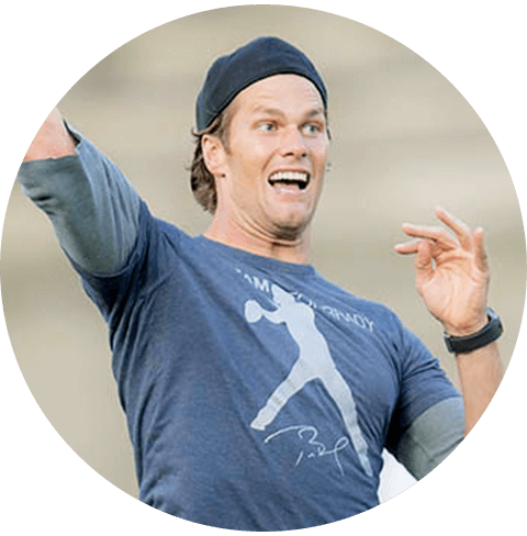 Win A Trip To Boston To Play Football With Tom Brady And Other Stars and Celebrities