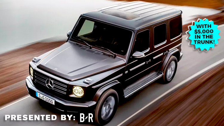 How much is a g wagon 2020
