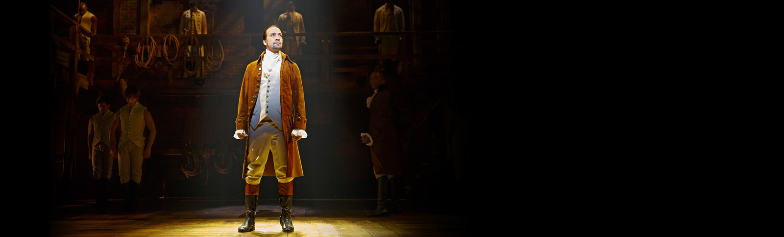 "Win ""Your Shot"" at Hamilton Tickets for Opening Night in Chicago and an After-Party with Lin-Manuel Miranda"